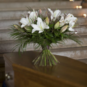 composition florale services funeraires ville de paris
