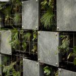 Columbarium végétalisé